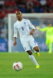 England's Fabian Delph (Aston Villa) - Photo mandatory by-line: Joe Meredith/JMP - Mobile: 07966 386802 - 08/09/14 - SPORT - FOOTBALL - Switzerland - Basel - St Jacob Park - Switzerland v England - Uefa Euro 2016 Group E Qualifier