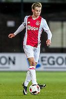 AMSTERDAM - Jong Ajax - FC Eindhoven , Voetbal , Jupiler league , Seizoen 2016/2017 , Sportpark de Toekomst , 24-02-2017 , Jong Ajax speler Frenkie de Jong