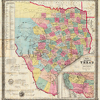 Maps and Land Plots - Vintage