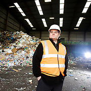 William Tracey Waste Management, Linford, Glasgow<br /> CIO Paul Leonard<br /> Picture by Vicky Matthers iconphotomedia