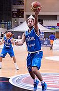 DESCRIZIONE : Trento Nazionale Italia Uomini Trentino Basket Cup Italia Olanda Italy Holland<br /> GIOCATORE : Giuseppe Poeta<br /> CATEGORIA : pregame<br /> SQUADRA : Italia Italy<br /> EVENTO : Trentino Basket Cup<br /> GARA : Italia Olanda Italy Holland<br /> DATA : 11/07/2014<br /> SPORT : Pallacanestro<br /> AUTORE : Agenzia Ciamillo-Castoria/R.Morgano<br /> Galleria : FIP Nazionali 2014<br /> Fotonotizia : Trento Nazionale Italia Uomini Trentino Basket Cup Italia Olanda Italy Holland