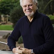 Novelist Clive Cussler