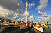 Israel, Western Galilee, the Acre harbour