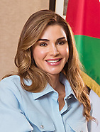 Queen Rania Meets Jordanian Women Activists