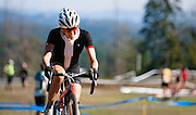 VICTORIA, B.C. - SEPTEMBER 28:  Participants compete in the 2014 Cyclocross events at Bear Mountain in Victoria B.C. on Sunday September 28, 2014 (Photo by Kevin Light)