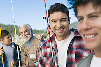 Guys on Fishing Trip