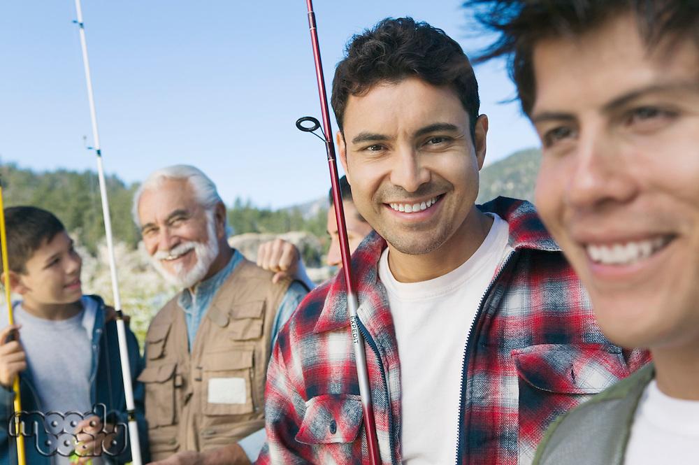 Guys on Fishing Trip