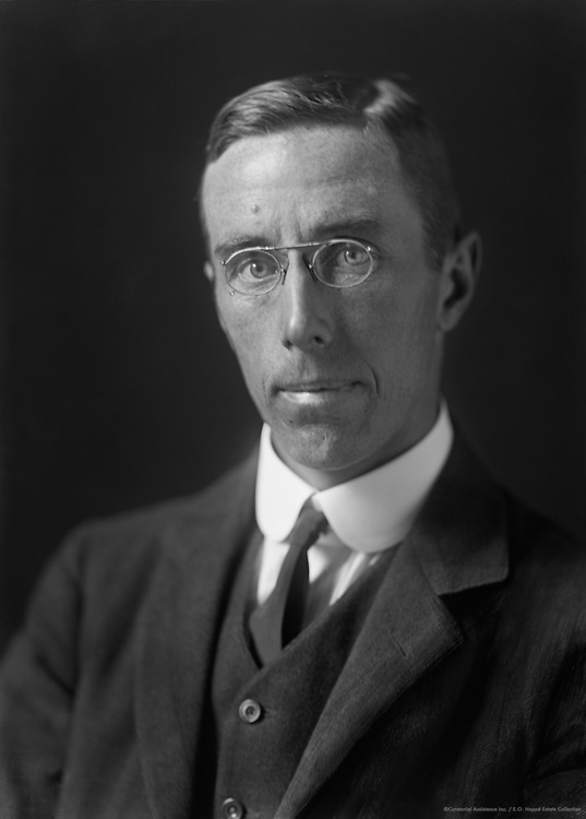 Warwick Deeping, English Author, 1916