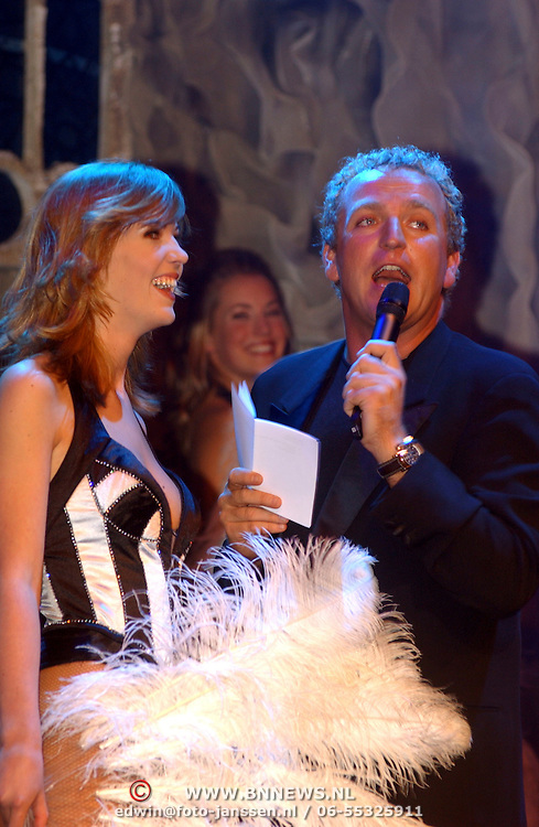Verkiezing Miss Nederland 2003, Marlinde Verhoeff en Gordon