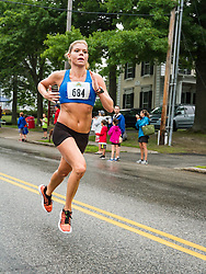 Yarmouth Clam Festival Classic 5-Mile and Kids road race: Erica Jesseman, women's winner 28:06