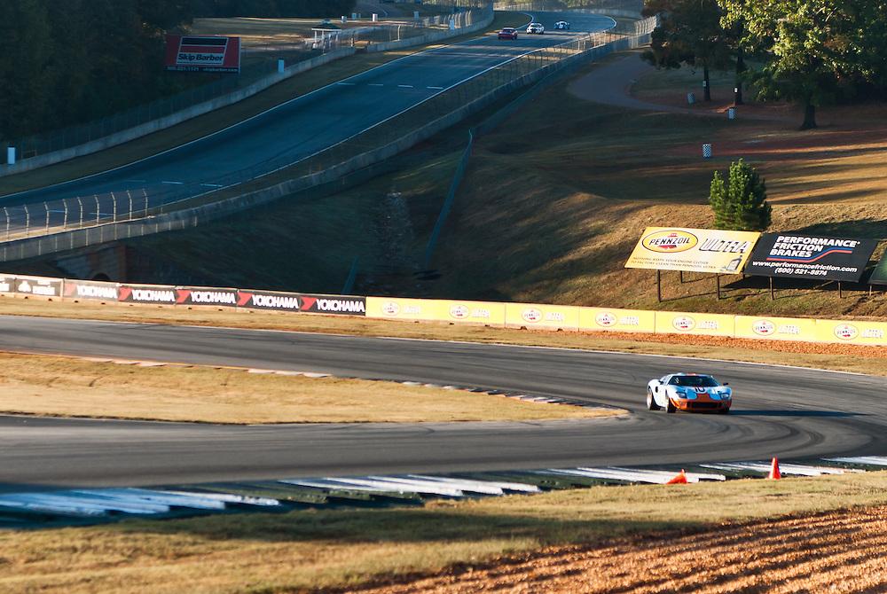 SVRA Vintage Racing 30th anniversary, season finale. Road Atlanta Gran Prix Road Course. 14- 17 Oct. 2010 Scott LePage