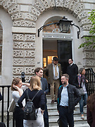 Joseph Beuys, Galerie Thaddaeus Ropac, Ely House, Dover Street, London. 17 April 2018