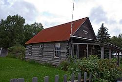 Social Hall, Hope, Alaska, United States of America