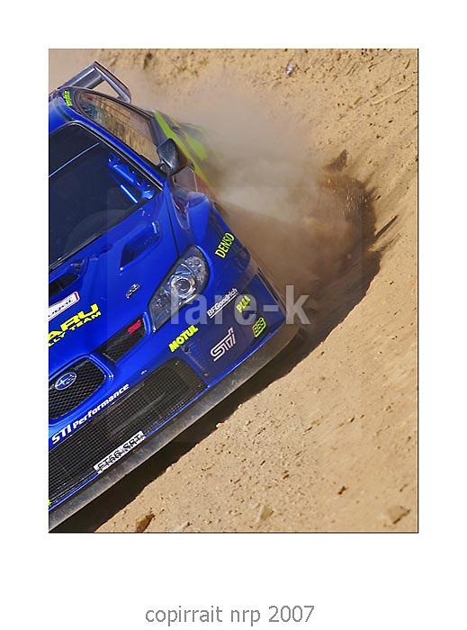 PETER SOLBERG<br /> SUBARU IMPREZA WRC 06<br /> SUBARU WRT