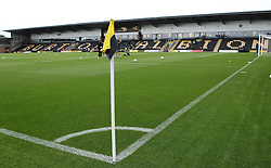 The Pirelli Stadium, home to Burton Albion Football Club - Mandatory byline: Robbie Stephenson/JMP - 07966386802 - 25/08/2015 - FOOTBALL - Pirelli Stadium -Burton,England - Burton Albion v Middlesbrough - Capital One Cup - Second Round