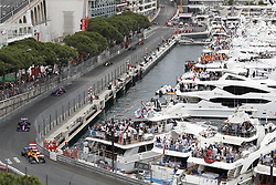 May 26, 2019 - Monte Carlo, Monaco - Motorsports: FIA Formula One World Championship 2019, Grand Prix of Monaco, ..#55 Carlos Sainz jr. (ESP, McLaren F1 Team) (Credit Image: © Hoch Zwei via ZUMA Wire)