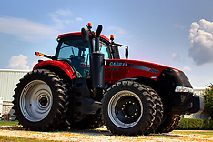 Agricultural Equipment Rights Managed Stock Images