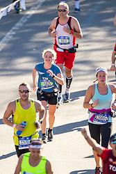 04-11-2018 USA: 2018 TCS NYC Marathon, New York<br /> Race day  TCS New York City Marathon / Kim