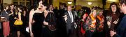Nigella and Horatia Lawson, ( Nigel Lawson behind) Book launch for 'Feast,-Food that celebrates Life', By Nigella Lawson.  Cadogan Hall, Sloane Terrace. 11 October 2004. © Copyright Photograph by Dafydd Jones 66 Stockwell Park Rd. London SW9 0DA Tel 020 7733 0108 www.dafjones.com