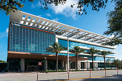 The Lennar Foundation Medical Center at the University of Miami.