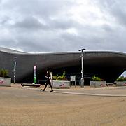 Aquatics Centre at Queen Elizabeth Olympic Park, London, UK 11 September 2018.