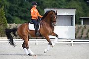 Anne Meulendijks - MDH Avanti<br /> Trainingskamp EK U25 2016<br /> © DigiShots