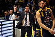 Galbiati Paolo<br /> Acqua S.Bernardo Cantu - FIAT Torino<br /> Lega Basket Serie A 2018-2019<br /> Torino 05/05/2019<br /> Foto M.Matta/Ciamillo & Castoria