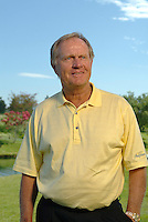 8 September 2004: Legendary golfer JACK NICKLAUS @ The Jack Nicklaus Heart & Stroke Challenge Gold Tournament for participants aged 55 and older.  Held at a new golf course designed by his son at the Aliso Viejo Country Club located in Southern California.  Men & Women aged 55 and older are at an increased risk of suffering cardiovascular related deaths.  Nicklaus suffers from hypertension (high blood pressure) and is at high risk for a heart attack or stroke. .