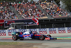 May 11, 2019 - Montmelò.Montmel&#Xf2, Catalunya, Spain - xa9; Photo4 / LaPresse.11/05/2019 Montmelo, Spain.Sport .Grand Prix Formula One Spain 2019.In the pic: Daniil Kvyat (RUS) Scuderia Toro Rosso STR14 (Credit Image: © Photo4/Lapresse via ZUMA Press)