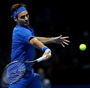 2018 ATP Tennis Finals - 11 Nov 2018