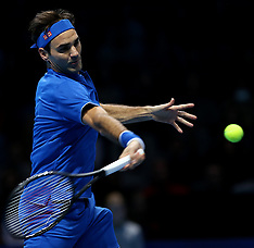 2018 ATP Tennis Finals - 11 Nov 2018