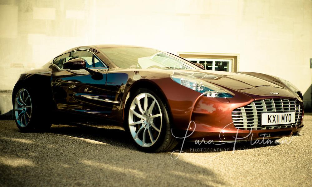 Salon Prive 2012, Aston martin