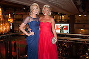 DANIELLE COYLE; NATALIE COYLE; , THE 35TH WHITE KNIGHTS BALLIN AID OF THE ORDER OF MALTA VOLUNTEERS' WORK WITH ADULTS AND CHILDREN WITH DISABILITIES AND ILLNESS. The Great Room, Grosvenor House Hotel, Park Lane W1. 11 January 2014