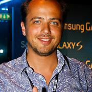 NLD/Amsterdam/20100701 - Presentatie nieuwe Samsung telefoon Galaxy S, Geert Hoes