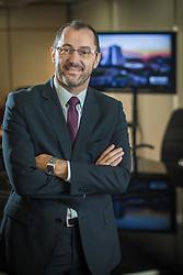 O Diretor Técnico da PROCERGS - Companhia de Processamento de Dados do Estado do Rio Grande do Sul, Sérgio Renê Debarba Dalanhol. FOTO: Jefferson Bernardes/ Agência Preview