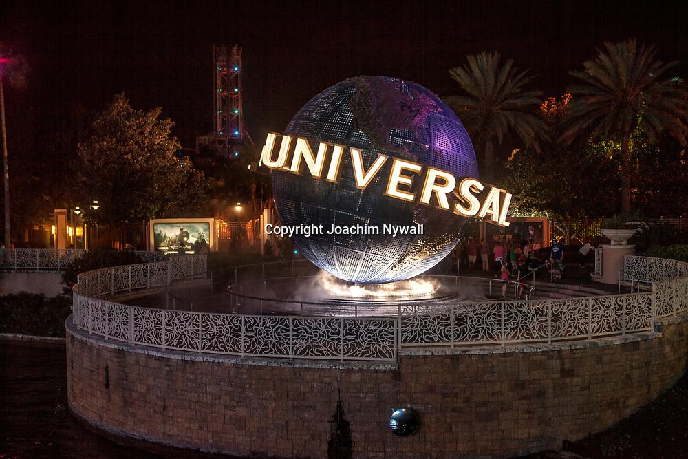 20151117 Orlando Florida USA <br /> Universal Studios<br /> Entr&eacute;n<br /> <br /> <br /> FOTO : JOACHIM NYWALL KOD 0708840825_1<br /> COPYRIGHT JOACHIM NYWALL<br /> <br /> ***BETALBILD***<br /> Redovisas till <br /> NYWALL MEDIA AB<br /> Strandgatan 30<br /> 461 31 Trollh&auml;ttan<br /> Prislista enl BLF , om inget annat avtalas.