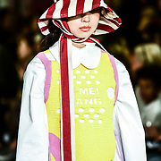 FJU Talents showcases at Fashion Scout SS20 Day 3