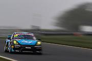 Team Parker Racing   Porsche Cayman GT4 Clubsport MR   Nick Jones   Scptt Malvern   British GT Media Day   28 March 2017   Photo: Jurek Biegus