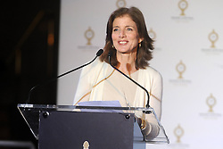 Caroline Kennedy attends Grand Central Terminal 100th Anniversary Celebration at Grand Central Terminal, New York City, USA,  February 1, 2013. Photo by Imago / i-Images...UK ONLY