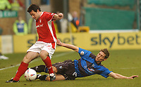 GILLINGHAM VS NOTTINGHAM FOREST<br />