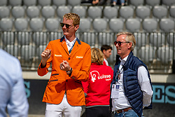 SCHUTTERT Frank (NED)<br /> Rotterdam - Europameisterschaft Dressur, Springen und Para-Dressur 2019<br /> Parcoursbesichtigung<br /> Longines FEI Jumping European Championship - 1st part - speed competition against the clock<br /> 1. Runde Zeitspringen<br /> 21. August 2019<br /> © www.sportfotos-lafrentz.de/Stefan Lafrentz