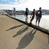 nomads backpackers wellington photography by fleaphotos