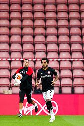 Korey Smith of Bristol City during a friendly match before the Premier League and Championship resume after the Covid-19 mid-season disruption - Rogan/JMP - 12/06/2020 - FOOTBALL - St Mary's Stadium, England - Southampton v Bristol City - Friendly.