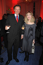 RICHARD & BASIA BRIGGS at a party hosted by the Mandarin oriental Hyde park Hotel to celebrate the Chinese new year on 19th February 2007.<br /><br />NON EXCLUSIVE - WORLD RIGHTS