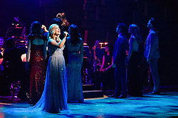 Lucy Durack performs at the Rob Guest Endowment Gala event 2015, taken at the Lyric Theatre in Sydney, on Monday, 9 November 2015.  <br /> <br /> Hosted by David Campbell and Lucy Durack, guest artists performing at the concert included musical theatre performers Rob Mills, Caroline O'Connor and Jemma Rix, Dirty Dancing star Mark Vincent, 2014 Rob Guest Endowment winner Josh Robson, and cast members from CATS and Matilda the Musical.<br /> <br /> The six finalists for the 2015 Rob Guest Endowment are Blake Appelqvist (West Side Story, new VCA Graduate), Daniel Assetta (Cats, Wicked), Hilary Cole (Carrie, Dogfight), Georgina Hopson (Into The Woods, The Pirates of Penzance), Rob McDougall (Les Miserables, Phantom of the Opera) and Ashleigh Rubenach (Anything Goes, The Sound of Music).  The competition was judged by three of Australian musical theatre's finest creatives, Kelly Abbey, Peter Casey and Gale Edwards.<br /> <br /> The 2015 recipient was Daniel Assetta.