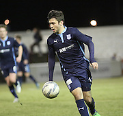Jamie Reid - Dundee v Celtic - SPFL 20s Development League at Gayfield<br /> <br />  - &copy; David Young - www.davidyoungphoto.co.uk - email: davidyoungphoto@gmail.com