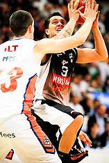 Napier-NBL Basketball, Hawks v Sharks, 21 April 13