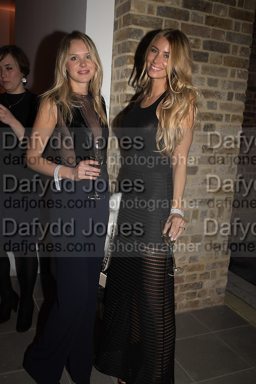 TALANA; YOANNA ODTOWALLERSTEIN, Serpentine Gallery and Harrods host the Future Contempories Party 2016. Serpentine Sackler Gallery. London. 20 February 2016