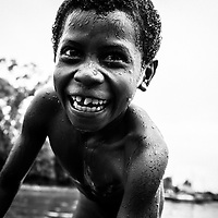 Where: Papua New Guinea.<br />