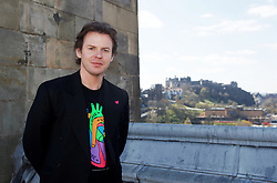 Scottish fashion designer Christopher Kane helped launch the Heart of Scotland appeal at the Balmoral Hotel, Edinburgh. pic copyright Terry Murden @edinburghelitemedia